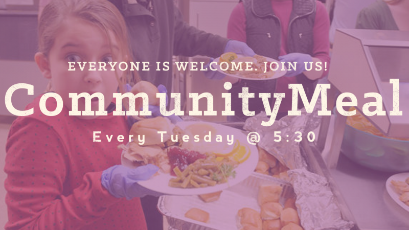 Community Meals